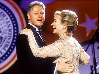 Bill Clinton Dancing