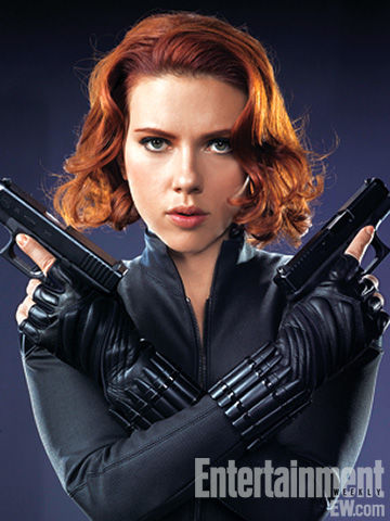 Scarlett Johansson (Black Widow)