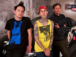 blink-182 | HERE COMES THE 'NEIGHBORHOODS' Blink's first album in nearly a decade feels like a glorified rehash