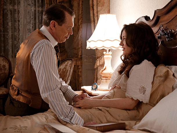 Sunday, 9-10 p.m., HBO The series' second season picks up on Valentine's Day in 1921. As Nucky's (Steve Buscemi) closest allies conspire against him, the…