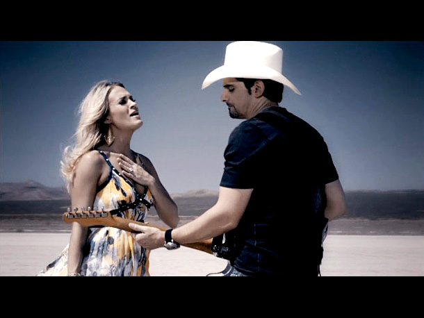 ''Remind Me'' by Brad Paisley and Carrie Underwood. — Um