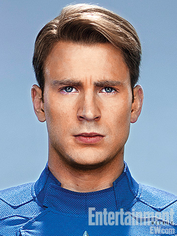 Chris Evans (Captain America)