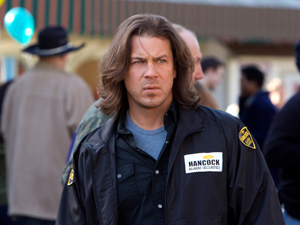 Summer's Sexiest Voice Award Christian Kane, Leverage