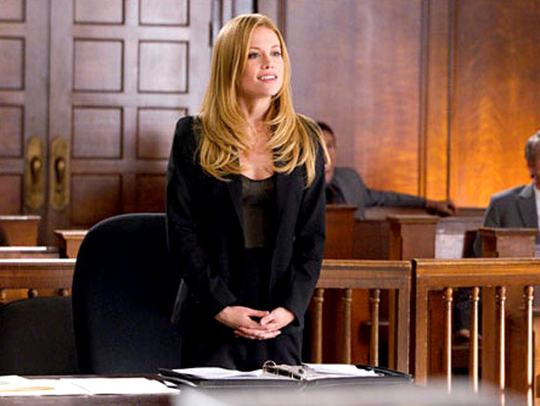 Summer's Hottest Girl Next Door Claire Coffee, Franklin & Bash