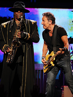 Clarence Clemons, Bruce Springsteen & the E Street Band