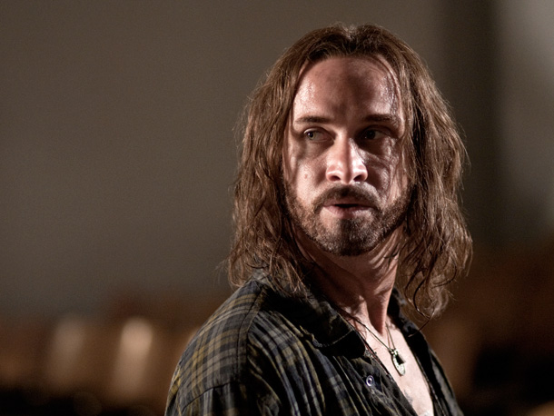 Hottest Male You Love to Hate Colin Cunningham, Falling Skies