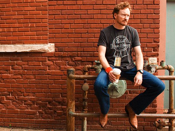 Conan O'Brien Can't Stop DVD and download