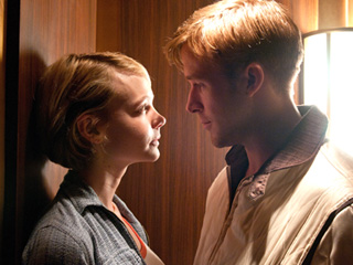 Drive | OFF THE WALL Carey Mulligan and Ryan Gosling in Drive