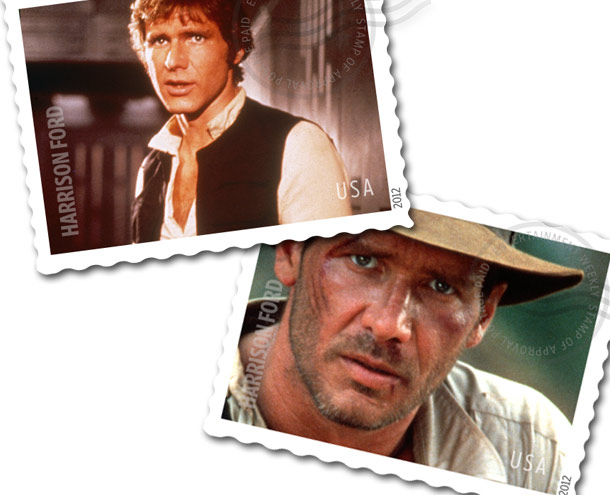 Harrison Ford | Just like Damon, Harrison Ford could have a two-pack set. Only his would include Han Solo Harrison Ford and Indiana Jones Harrison Ford. Random Hearts…