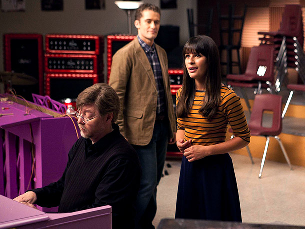 Tuesday, 8-9 p.m., Fox After a turbulent summer — Chris Colfer and Lea Michele are out! Wait, they're getting a spin-off! No, they're staying on…