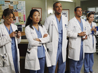 Greys Anatomy Lead