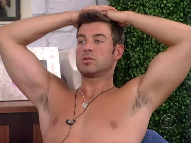 Reality TV Hottie Award: Veteran Jeff, Big Brother