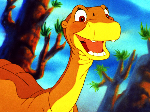 The Land Before Time   Who knew a dinosaur could teach us so much about home and what it means to be a family?