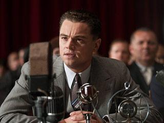 STATES MAN Leonardo DiCaprio in J. Edgar