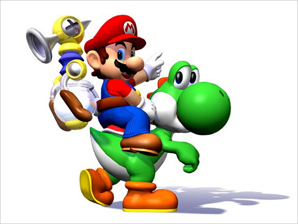 Mario and Luigi's buddy is a reliable hero in the Mario Brothers universe. And he's so friendly, too!