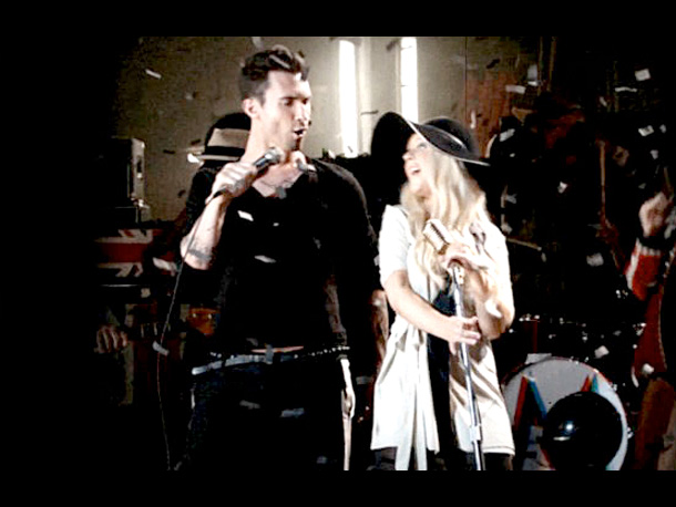 Maroon 5 and Christina Aguilera's ''Moves Like Jagger'' is the best pop song of the YEAR! — jerome