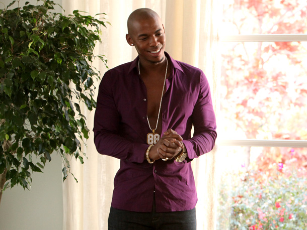Summer's Hottest ''Athlete'' Mechad Brooks, Necessary Roughness