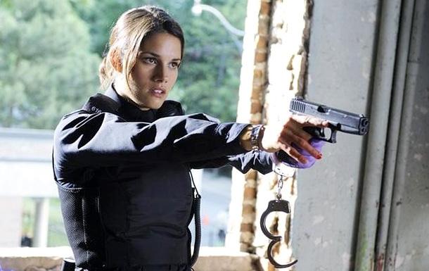 Best Badass Female Missy Peregrym, Rookie Blue
