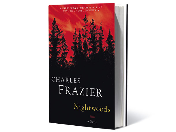 Nightwoods, by Charles Frazier