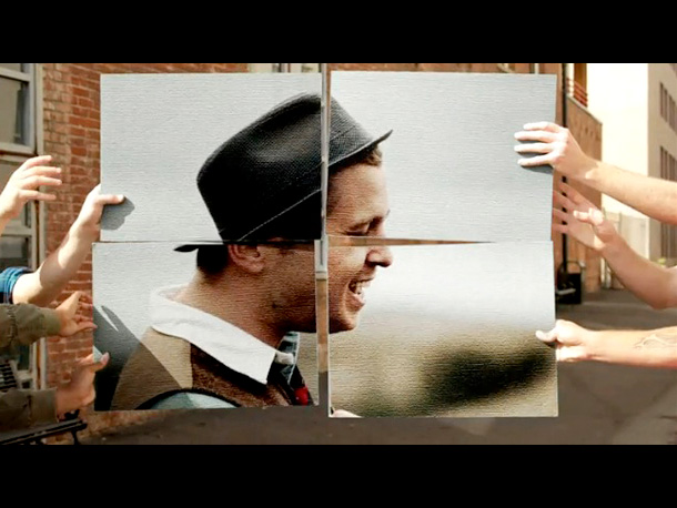[One Republic's] ''Good Life.'' I have fallen deeply in love with that song! — Asher