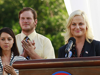 Parks Recreation Knope