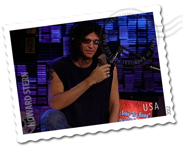Howard Stern | Finally, a face to go with all your hate mail!