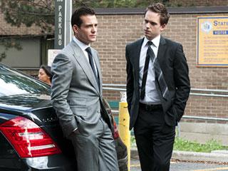 Suits Premiere