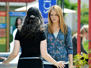 Switched At Birth Katie Leclerc