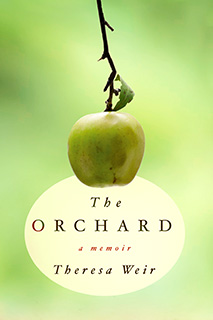 AN APPLE A DAY... Weir weaves her life story as the wife of an apple farmer with equal parts romance and foreboding
