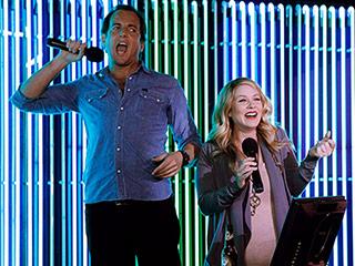 Christina Applegate, Will Arnett | Will Arnett and Christina Applegate in Up All Night