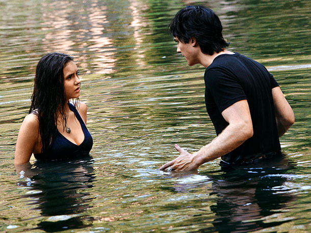 The Vampire Diaries, Ian Somerhalder | Thursday, 8-9 p.m., The CW As season 3 begins, Jeremy (Steven R. McQueen) has yet to figure out why the ghosts of his dead ex-girlfriends…