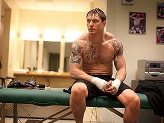 Tom Hardy, The Warrior | ONE-MAN ARMY Tom Hardy in Warrior