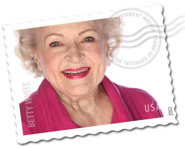 Betty White | Not only should Betty White be on a stamp, but we're going to take this one step further and venture to say Betty White should…