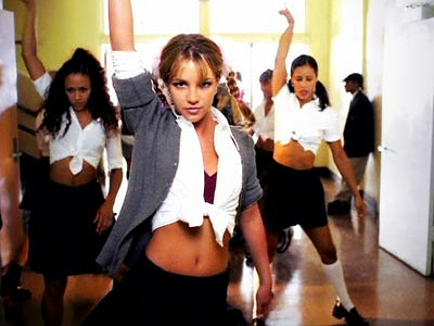 Britney Spears | Playing a sexy schoolgirl in ''...Baby One More Time'' worked music-chart magic for Spears — and set the standard by which all Lolita pop stars…