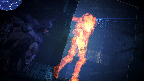 """Arkham City is bigger than Arkham Asylum in almost every way. The big exception is the """"Detective Mode"""" mechanic, which gives Batman a vaguely Terminator…"""