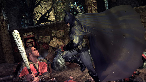 The game follows a relatively linear narrative, carrying Batman through the titular walled city-state that houses Gotham's nastiest criminals. But the game also offers plenty…
