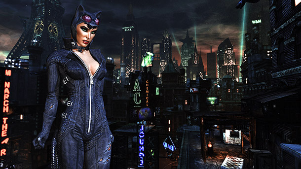 The Arkham series takes place in its own specific continuity, ladling in references to the Batman comics mythology and the iconic '90s cartoon. But since…