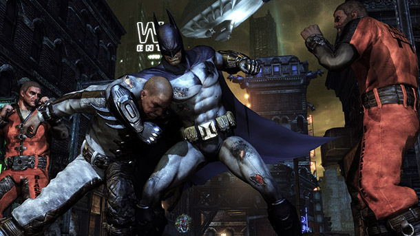 One of the central joys of Arkham City is seeing just how well the design of Batman incorporates several different incarnations of the Caped Crusader.…