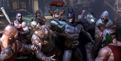 Batman: Arkham City' videogame review | EW.com