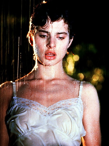 Nastassja Kinski, Cat People | ''Looooved her in the remake of the original Cat People . Dark and exotic, this sultry siren had Angelina's lips before Angelina did. Meow meow!''