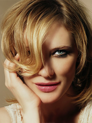 Cate Blanchett | Using the word stunning to describe the Oscar-winning actress ( The Aviator ) almost feels like a disservice. The Melbourne native seems to transcend all…