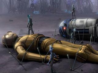 Clones Wars Nomad