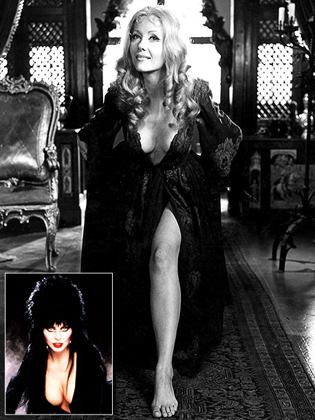 ''No list of horror divas would be complete without the incomparable horror legend Ingrid Pitt. Her portrayal of the bloodthirsty Countess in the '70s horror…