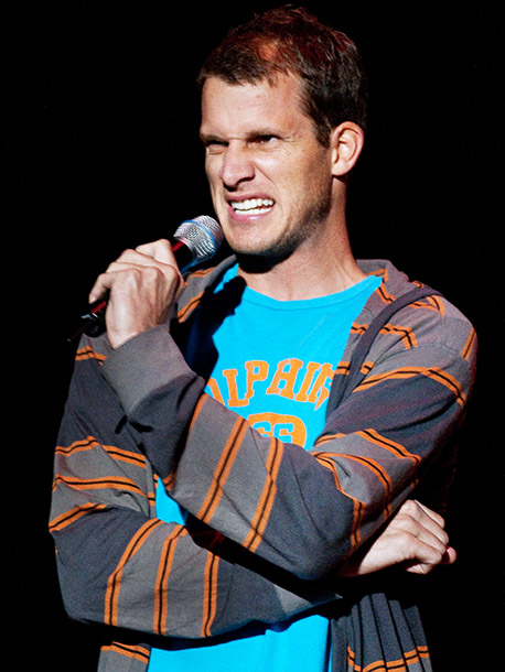 Daniel Tosh   The host of Tosh.0 made a name for himself thanks to his deadpan delivery of uncomfortably cynical humor, but his reported attempt to counter a…