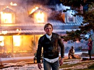 Daniel Craig, Dream House | BURNING DOWN THE 'HOUSE' Daniel Craig in Dream House