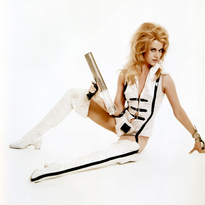 Barbarella (Jane Fonda), Barbarella