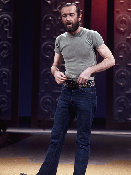 George Carlin   After performing his popular bit, ''Seven Words You Can Never Say on Television,'' in Milwaukee in 1972, Carlin was arrested. When his routine was broadcast…