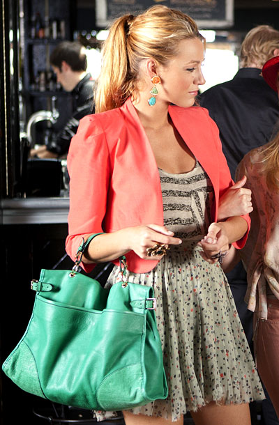 Gossip Girl | The show may have slipped off our must-DVR list, but Serena's eclectic chic style remains hot as ever.