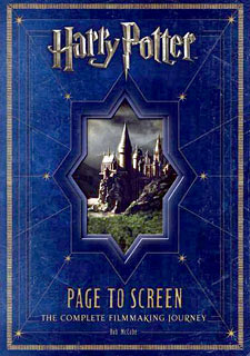 POTTER PRIMER McCabe's book excels when it uncovers the magic behind the wizarding world of Potter 's sets, costumes, and props