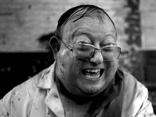 Laurence Harvey | SICK FANTASY Lawrence D. Harvey as a London parking garage attendant in Human Centipede 2 (Full Sequence)
